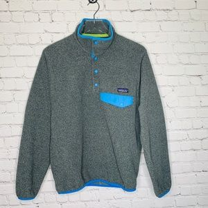 Patagonia Synchilla Snap-T Fleece Pullover Jacket